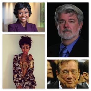Tales of 2 black women connected to wealthy white men: Mellody Hobson and VanessaStiviano